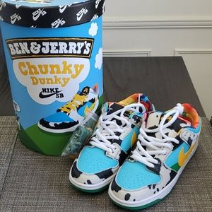 Ben & Jerry Chunky Dunky Nike SB